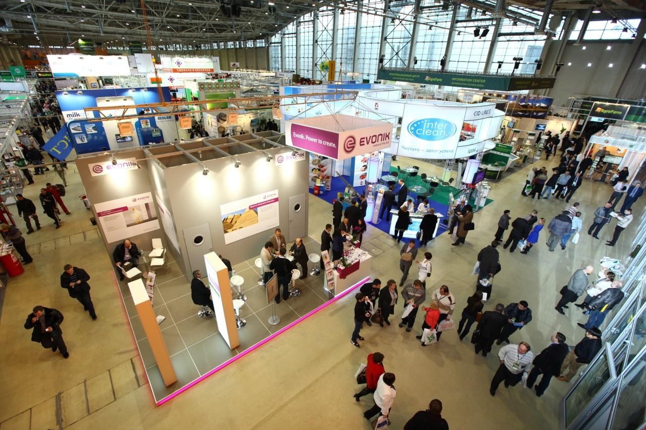 фото с выставки в москве