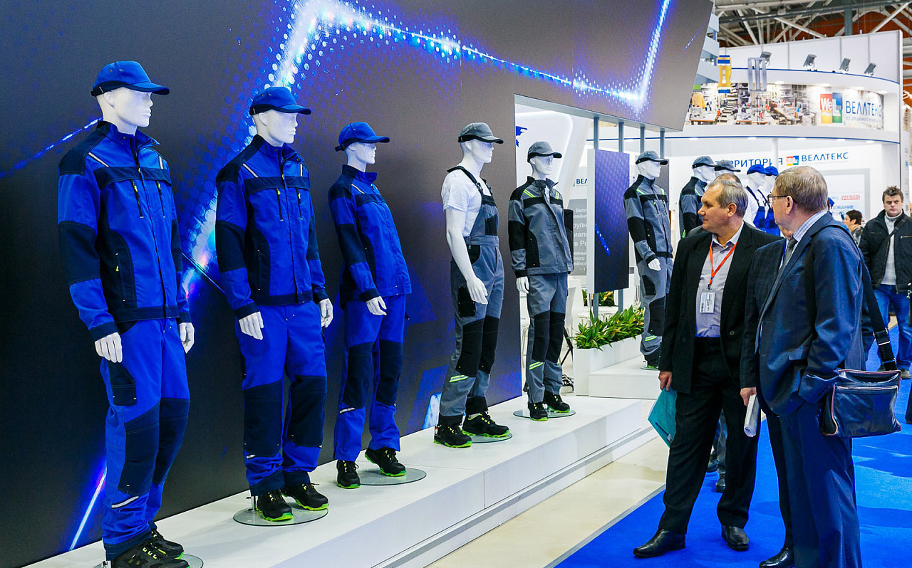 VDNH EXPO to Present Smart Personal Protective Equipment