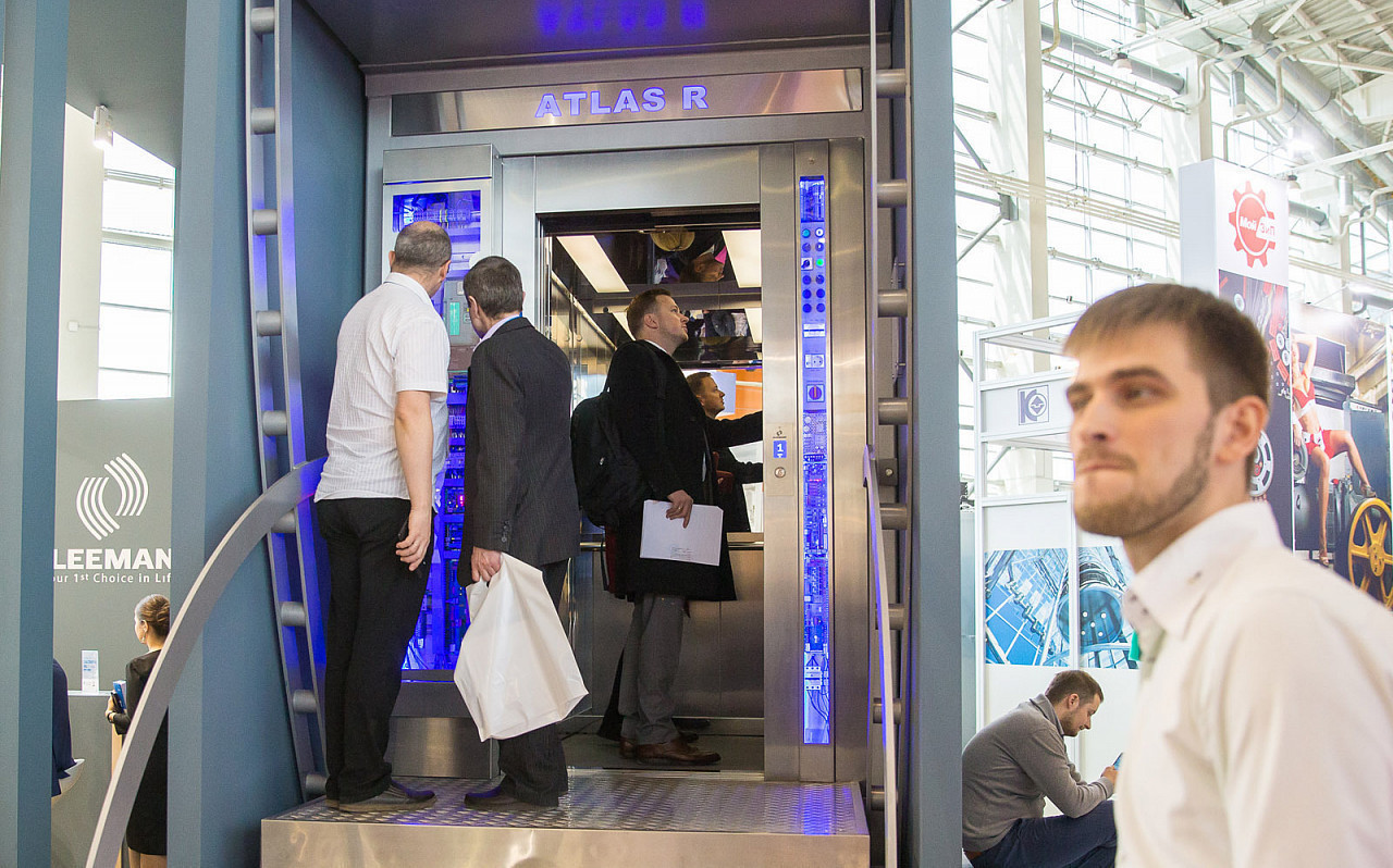 Russian Elevator Week - 2017 International Exhibition of Elevators